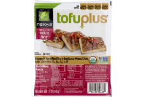 Nasoya Tofuplus Organic Tofu Extra Firm