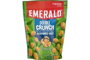 Emerald Double Crunch Seasoned Cracker-Coated Peanuts Seasoned Salt