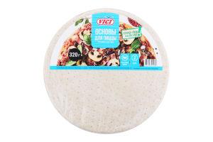 Основа для піци заморожена Vici м/у 2х160г