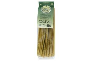 Макаронные изделия Morelli Фетучини с маслинами
