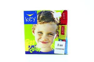 Труси Key д/хлопчиків 3шт BPC 879 A4 128-134