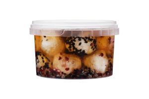 Кульки сирні 40% Гарбузовий Рай п/у 300г
