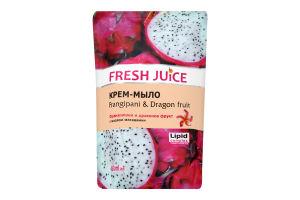 Гель-мыло Франжипани&Питайя Fresh Juice 460мл