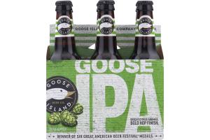 Goose Island Goose IPA Ale - 6 PK