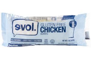 evol. Chicken Burrito Gluten Free