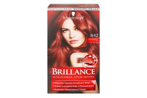 Фарба для волосся 842 Brillance Schwarzkopf