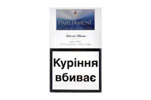 Сигареты Parliament Silver Blue 20шт