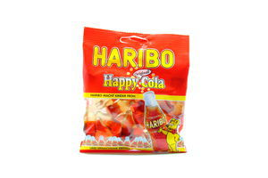 Конфеты Веселая кола Haribo 100г