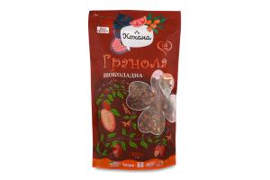 Гранола без цукру Шоколадна Кохана д/п 300г