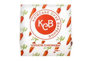Цукати КСВ з моркви 150г х30