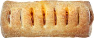 Сосиска в тісті з майонезом та кетчупом Кулиничі 130г