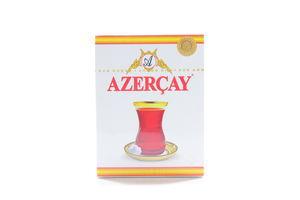 Чай черный среднелистовой с ароматом бергамота Azercay к/у 100г