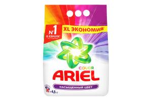 Порошок стиральный Automat Color&Style Ariel м/у 4,5кг