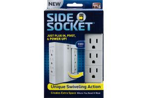 As Seen On TV Side Socket Swiveling Socket