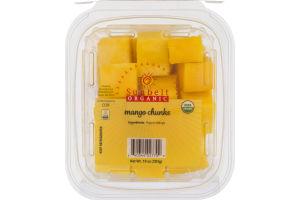Sunbelt Organic Mango Chunks