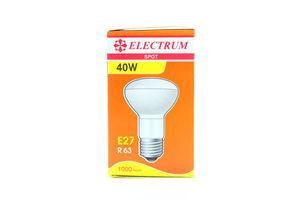Лампа Electrum 40W E27 R63 рефлекторна x12
