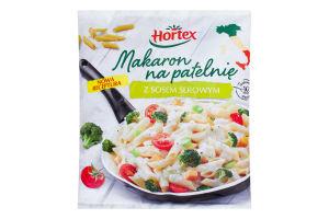 Макароны для жарки из сырным соусом Hortex м/у 450г