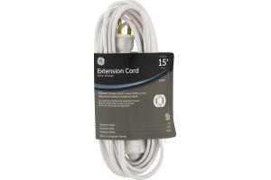 GE Extension Cord 15' Indoor