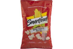 Smartfood Popcorn Movie Theater Butter