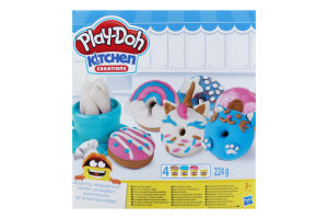 Набор для лепки Play-Doh Чудесные пончики