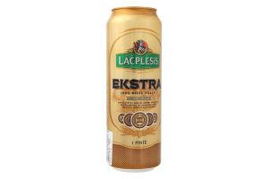 Пиво Lacplesis Ekstra светлое ж/б