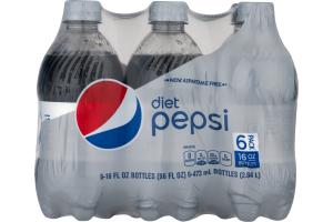 Diet Pepsi - 6 PK