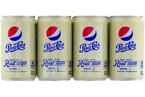 Pepsi-Cola Vanilla - 8 PK