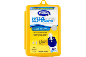 Dr Scholl's Freeze Away Wart Remover