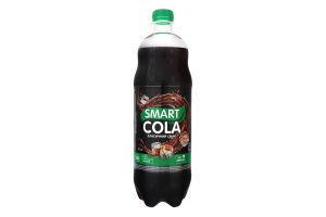 Напій соковмісний сильногазований Smart Сola Живчик п/пл 1л