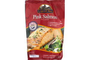 Legend Bay Pink Salmon Fillets