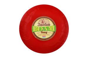 Сыр 40% полутвердый Edam Amstelland кг
