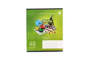 Зошит Navigator предметний 48 аркушів 74514-NV клітинка