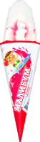 """Морозиво """"Малібум"""" з наповнювачем """"Малина"""" у цукровому ріжку, 140 г (ЖМЗ)"""