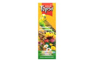 Палочки для попугаев разнотравье Topsi к/у 100г