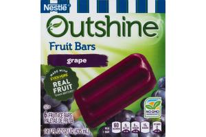 Nestle Outshine Fruit Bars Grape - 6 CT