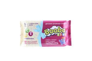Салфетки детские влажные Booba 72шт
