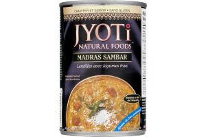 Jyoti Natural Foods Madras Sambar