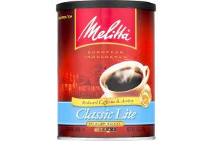Melitta Coffee European Indulgence Medium Roast Classic Lite