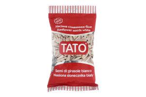 Семечки жареные белые соленые ТАТО м/у 80г