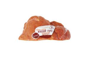 Продукт зі свинини М'ясний горіх М'ясовіта в/к кг