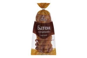 Батон нарізний Гірчичний Перший хліб м/у 400г