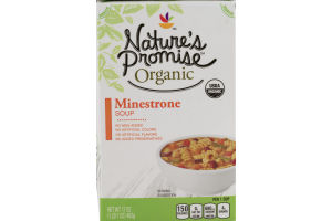 Nature's Promise Organic Soup Minestrone