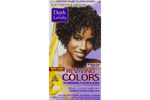Dark And Lovely Reviving Colors Nourishing Color & Shine 392 Eboné Brown