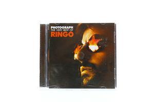 Диск CD Photograph The very best of Ringo