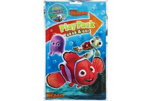 Play Pack Grab & Go! Disney Pixar Finding Nemo