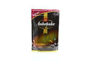 Кава Ambassador Adora розчинна 80г