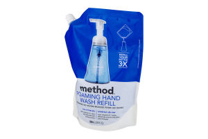 Method Foaming Hand Wash Refill Sea Mineral