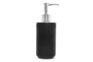 Дозатор для жидкого мыла черный Yi-02