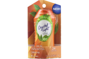 Crystal Light Liquid Drink Mix Iced Tea