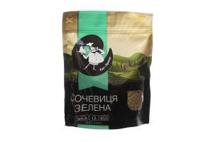 Чечевица зеленая Еко-Бренд д/п 600г